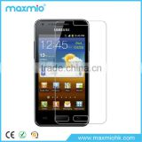Factory Supply Anti-glare Clear Screen Protector for Samsung Galaxy S Advance i9070