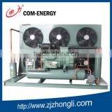R22 Or R404a Condensing Unit For Cold Room Storage, Air Cooled Or Water Cooled, For Sale By Factory Directly