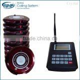 wireless service calling pager system wireless service equipment wireless restaurant table buzzer