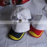 Inquiry about 6 panels baisic on cap baseball cap promotion cap