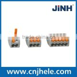 hot selling 222-413 wago screwless terminal blocks connectors