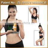 2015 Top selling good works natural ingredients safe detoxing amazing body applicator slimming arms