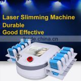 New products! 650nm&10 pads medical laser fat removal home beauty equipment for salon use