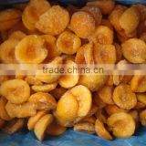 IQF Frozen fruit apricot halves from sunnywellfoods