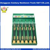 6pcs electric tester screwdriver