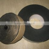 nitrile adhesive white NBR rubber insulation foam tape rolls