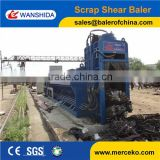 China manufacturer cast iron scrap cutting press ISO TUV SGS