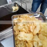 100-150kg per hour Sweet Potato Cassava Banana Plantain Chips Crips Production Line Frozen French Fries Production Line