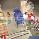 Distributing Sorting Conveyor System