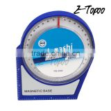 100mm Inclinometer with magnetic base measure level Angle Slope Finder Level Gauge Tilt Sensor