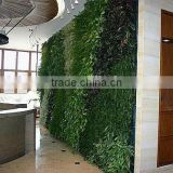 factory price new designed high quality artificial plant wall/outdoor green plants vertical wall garden