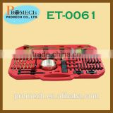 Special Designed For Toyota / Mitsubishi Master Engine Timing Tool Kit / Auto Body Repair Tool Set