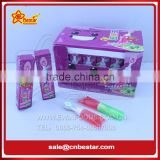 Toothpaste Hard Candy with Toothbrush Fruity Jam