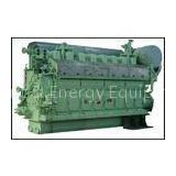 Three Phase Diesel Engine Generator Set 1000KW - 5000KW For Industrial