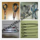 Single eye cable sock,Pulling grip,Cable socks,Pulling grip,Support grip