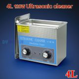4L 180W ultrasonic cleaning machine with heating for dental and Medical parts