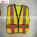 High Quality Reversible Road Safety Jacket