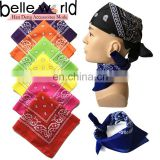 popular style hip hop sport multi-purpose bandana for unisex