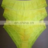 Ladies Slim Bright Color lingerie wholesale Women Underwear