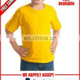 Good quality kids pian tshirt wholesale