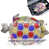 turtle stoneslatest ladies party clutch purse wedding purses