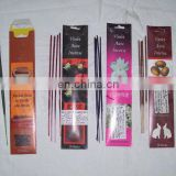AROMATIC INCENSE STICK FLAT BOX