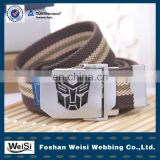 Transformer Domineering Cartoon Adjustable Knitted Belts
