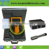 "Best performance underwater pipe sewer inspection camera with 7"" handheld monitor TEC710DL-SCJ"