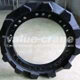 Hitachi CX650 sprocket-wheel crawler crane driving roller undercarriage parts sprocket wheel drive