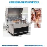 Lamb Pig Goat Charcoal Barbecue Grill, Roaster Spit Rotisserie Hog Roasting Machine