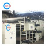 Polyester wadding production line and thermo quilting machine