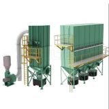 professional pleated bag filter saw dust collector