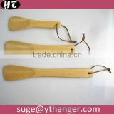 SHW30 short shoe last natural wood shoe horn                                                                         Quality Choice