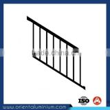 Aluminum Stair Railing Outdoor Wrought Iron Stair Railing