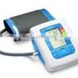 Manufacturer of CE FDA Automatic digital Electronic Blood Pressure Monitor with Backlight, talking, PC link, WHO, IHB,Memory