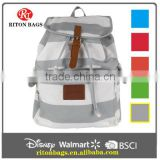 Wholesale Cheap Canvas Bag for Girls Canvas Colorful Bags for High School Students College Students