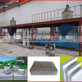 China mgo/magnesium oxide board production completed plant