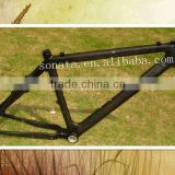 light carbon mtb 3k/ud bicycle frame 19 inch