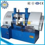 PIPE CUTTING MACHINE;HIGH SPEED PIPE CUTTING BAND SAW MACHINE;PIPE SAWING MACHINE GT4228