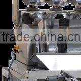 4 head linear weigher packaging machine