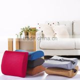 Car and Home use Memory Foam Lumbar Support Cushion, Orthopedic Back Support Lumbar Cushion For Office Chairs and Cars