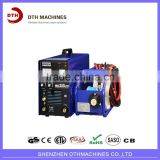 MIG 250GS portable aluminum welding machine butt fusion welding machine portable upvc corner welding machine
