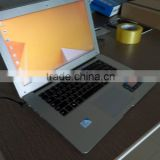13.3 inch intel i3 wholesale laptops with 500gb with dual-core/quad thread