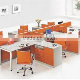 Modern Designer Aluminium Metal Frame Glass Office Partition Types Of Partition Walls (SZ-WST682)