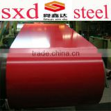 shandong ppgi steel coil, aluminium color coated coils, galvanized steel coil manufacturer from China