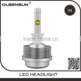 High quality 30W led bus headlights with temperature sensor protection system