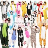 2014hot sales anime adult onesie Pajamas sleepsuit costume