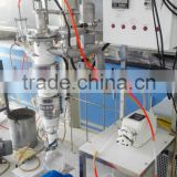 Lab thin film evaporator for Liquid rubber products BML-10