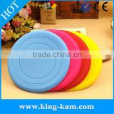 European Fashionable First Rate High Quality Good Material Soft Frisbee Bpa Free