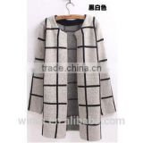 2014 hot sale new launch multi-colored long-sleeve woolen cardigan chic sweater                                                                         Quality Choice